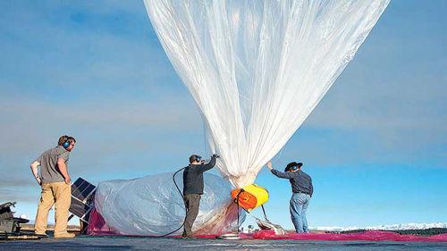 Google'dan Yine Bir Yenilik: İnternet Balonları